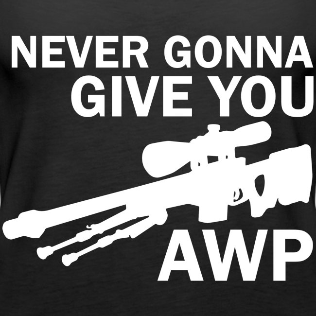 Never gonna give you AWP