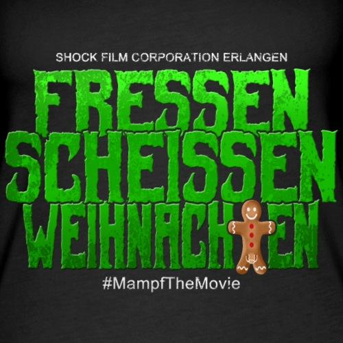 Mampf The Movie - Weihnachten #1 - Frauen Premium Tank Top
