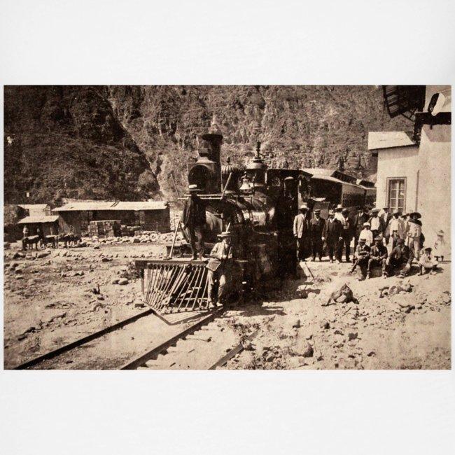 Peruvian train