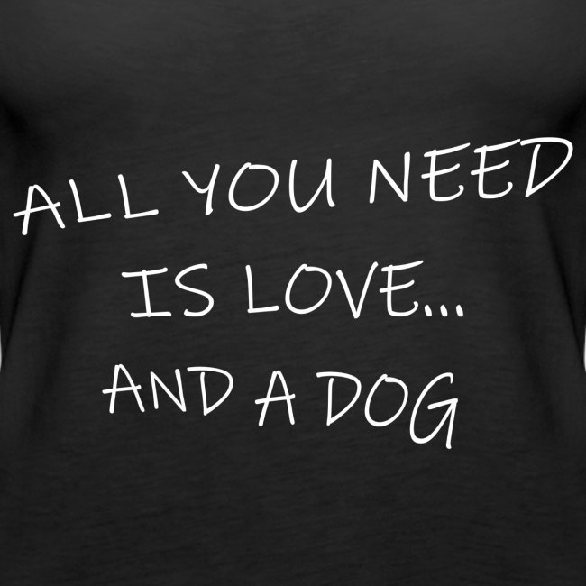 All you need is love..and dog
