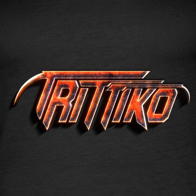 Trittiko Logo Rot 3D