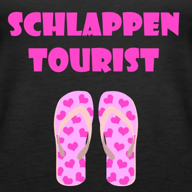 schlappen tourist women