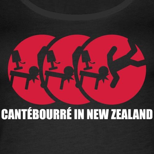 Cantébourré New Zealand - Débardeur Premium Femme