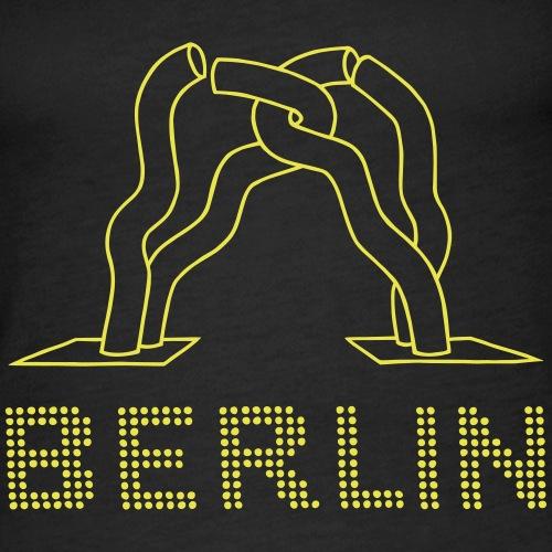 Skulptur Berliner Teilung - Frauen Premium Tank Top