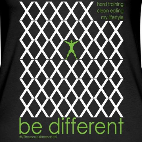 Be Different - Débardeur Premium Femme