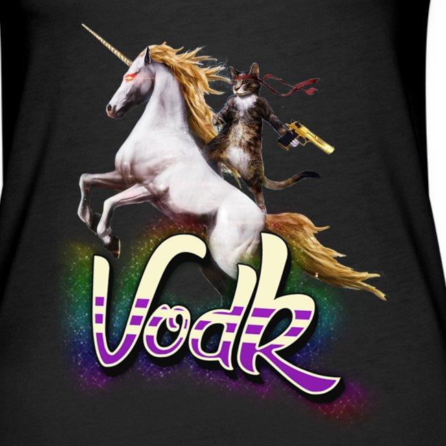 VodK + licorne spreadshir