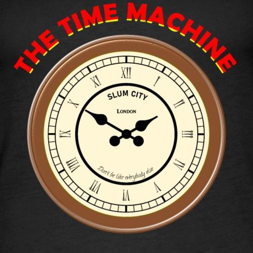 Time Machine - Women's Premium Tank Top