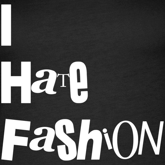 Anti Fashion