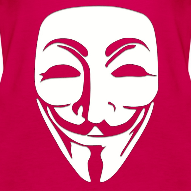 Anonymous Just Face