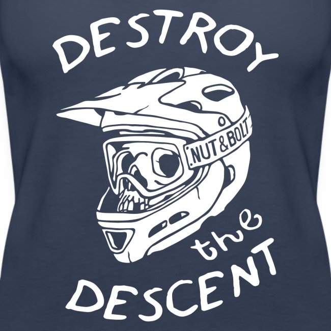 Destroy the Descent - Downhill Mountain Biking