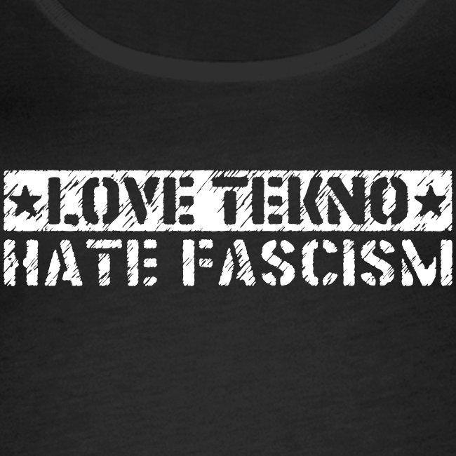 239004 - LOVE TEKNO HATE FASCISM