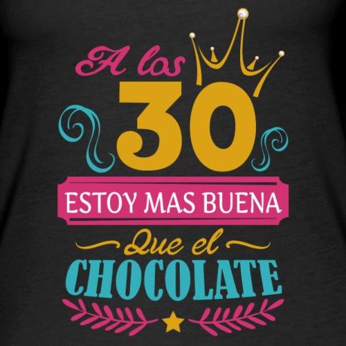30 - Camiseta de tirantes premium mujer