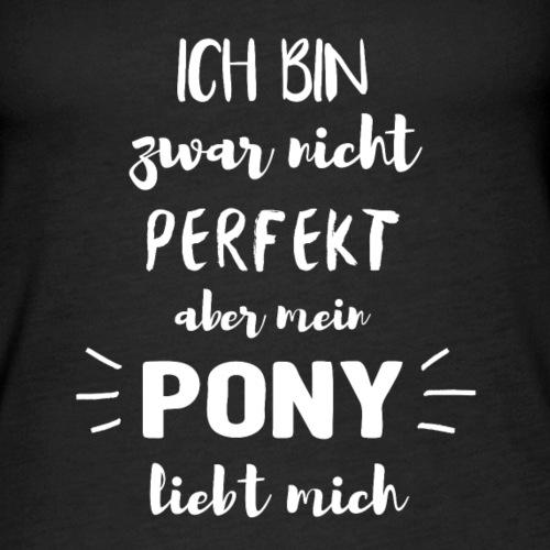 Mein Pony liebt mich! - Frauen Premium Tank Top