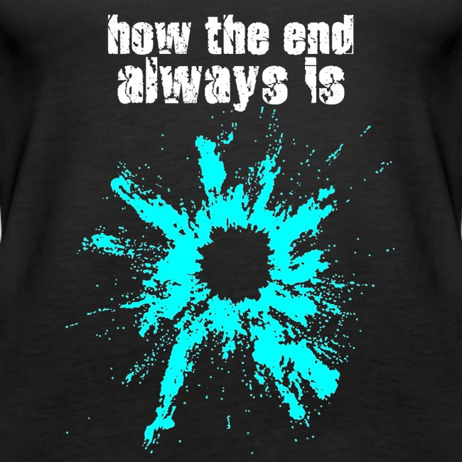 how the end always is...