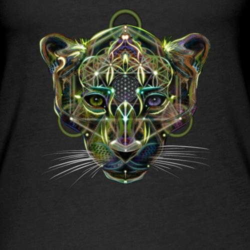 Leopard psy - Débardeur Premium Femme