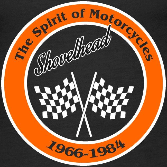 Zielflagge Shovelheat