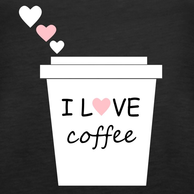 I Love Coffee (Yo amo el cafe)