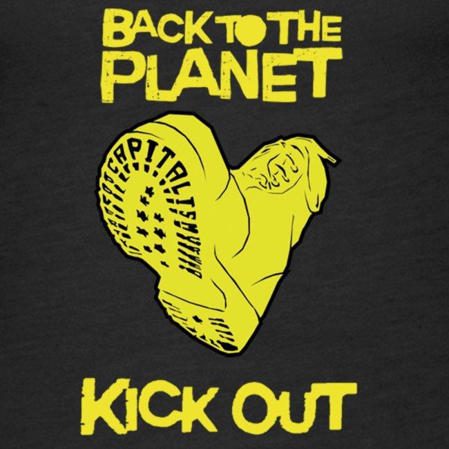 BTTP Kick Out T Shirt