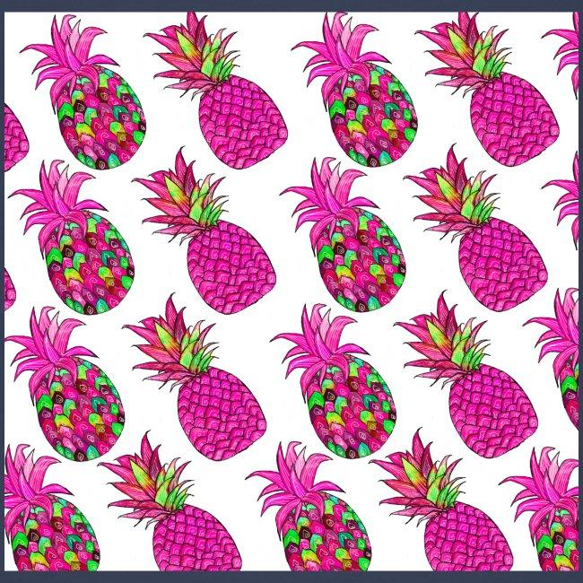 Pineapple magenta