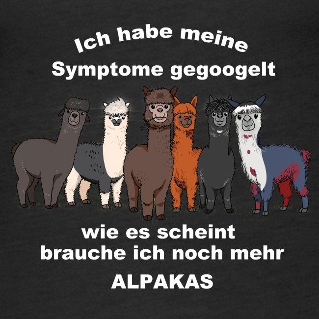 Shirt 1 BRAUN Alpakas
