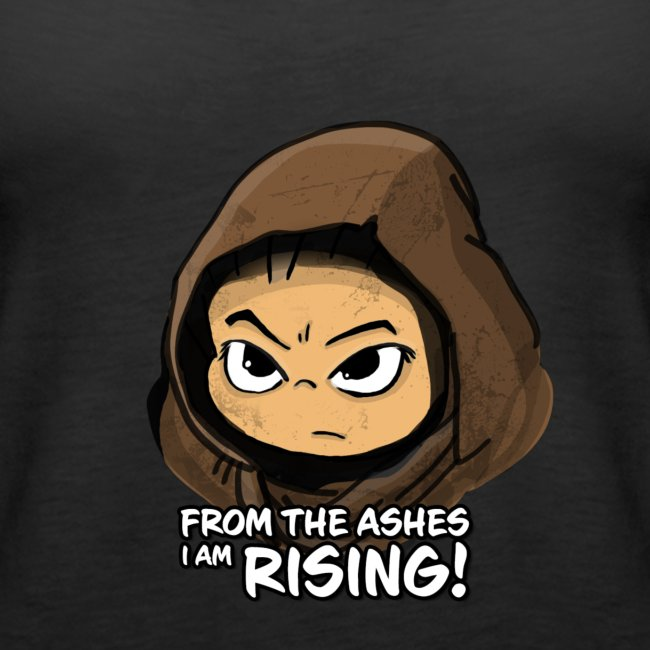 Joan Ferguson From the Ashes I Am Rising!
