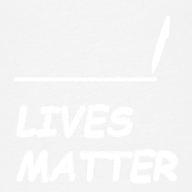 FILL In LIVES MATTER