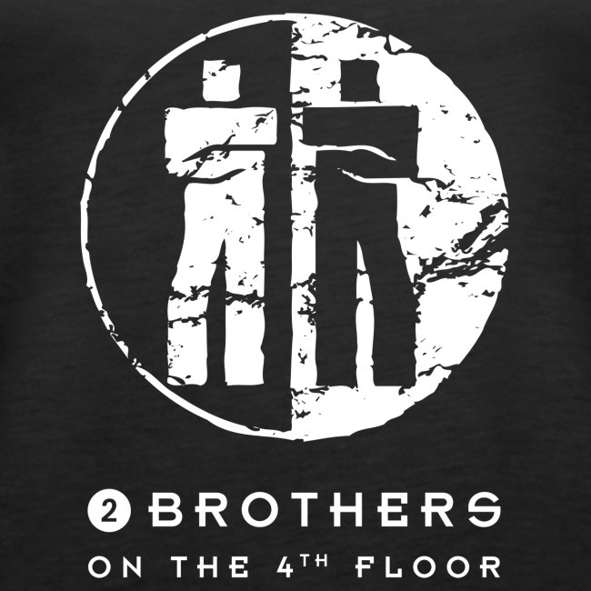 2 Brothers White text