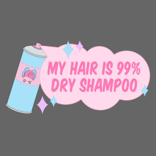 My Hair Is 99 Dry Shampoo | Retro Pinup Girl