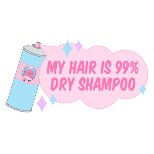 My Hair Is 99 Dry Shampoo   Retro Pinup Girl