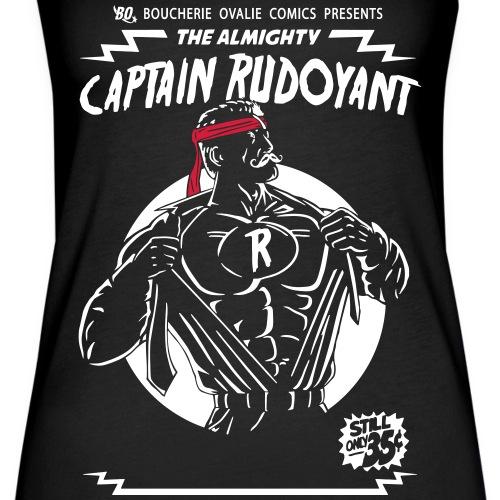 Captain Rudoyant 2017 - Débardeur Premium Femme