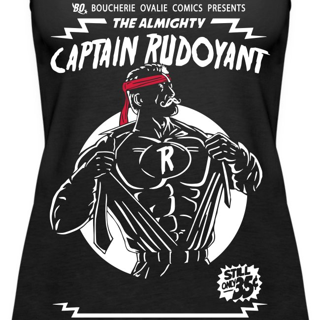 Captain Rudoyant 2017
