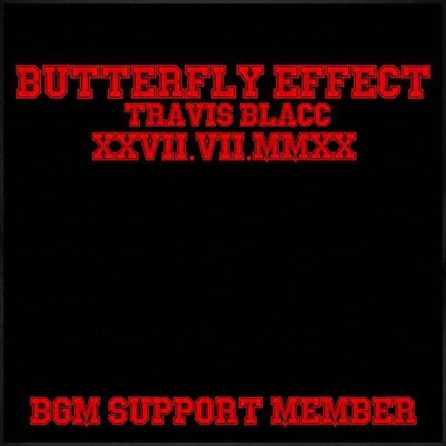 BUTTERFLY EFFECT PROMO MERCH II