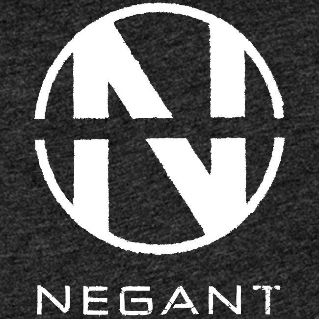 White Negant logo + CONSTRUCTION FOR DESTRUCTION!
