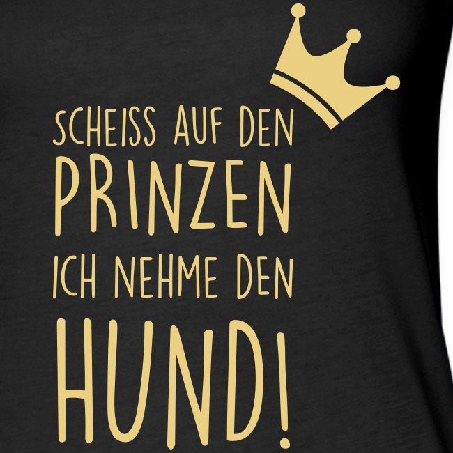 Vorschau: Prinz Hund - Frauen Premium Tank Top
