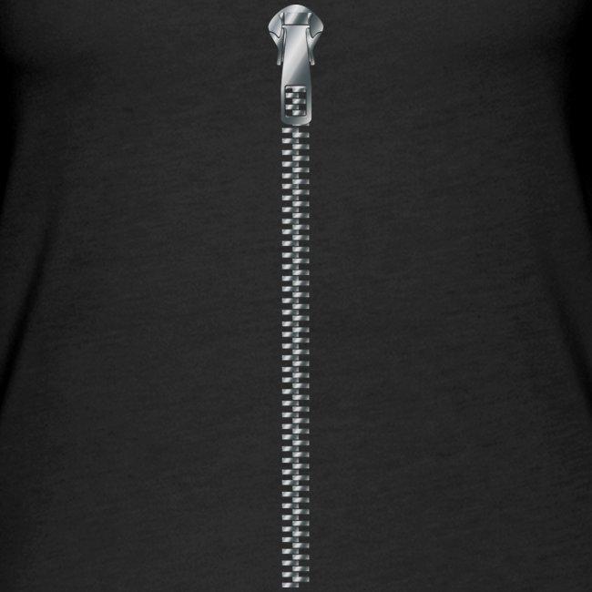 Zipper print