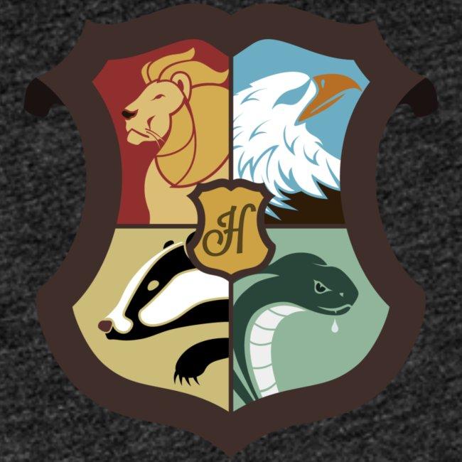 Emblème des 4 écoles