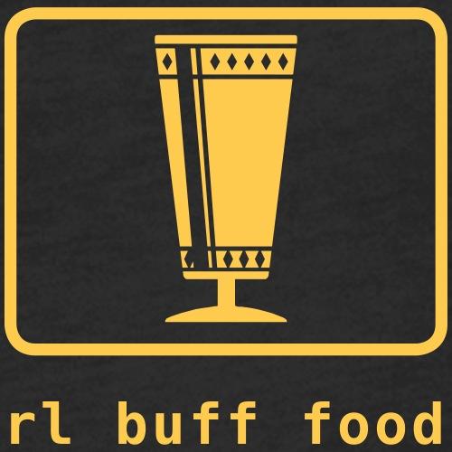 rl buff food Kelch - Frauen Premium Tank Top