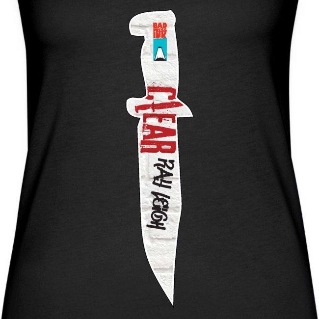 Razor sharp street wear