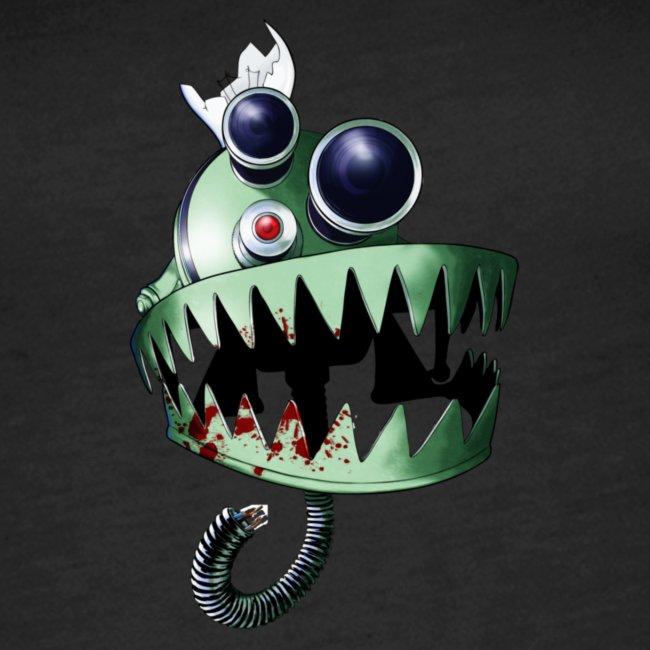 Appetite Robot Head