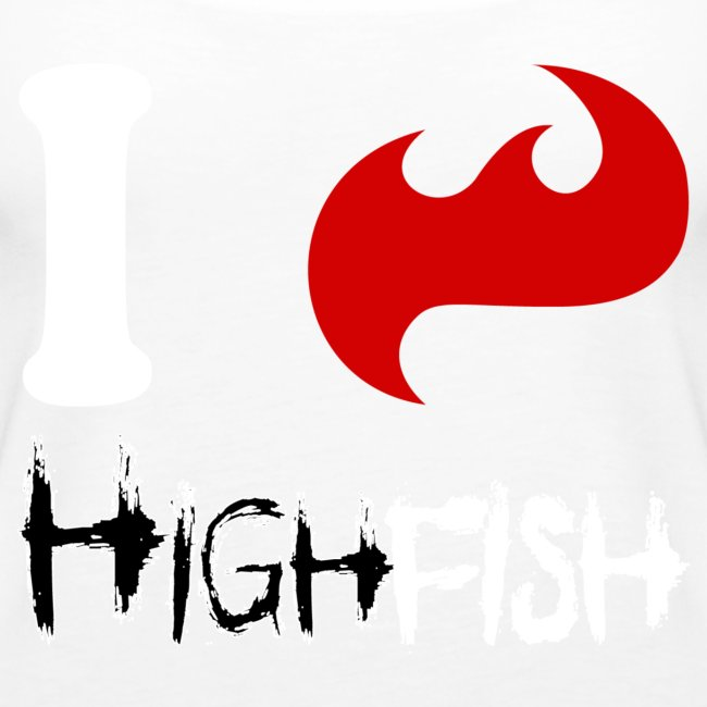 Ix3Highfish white