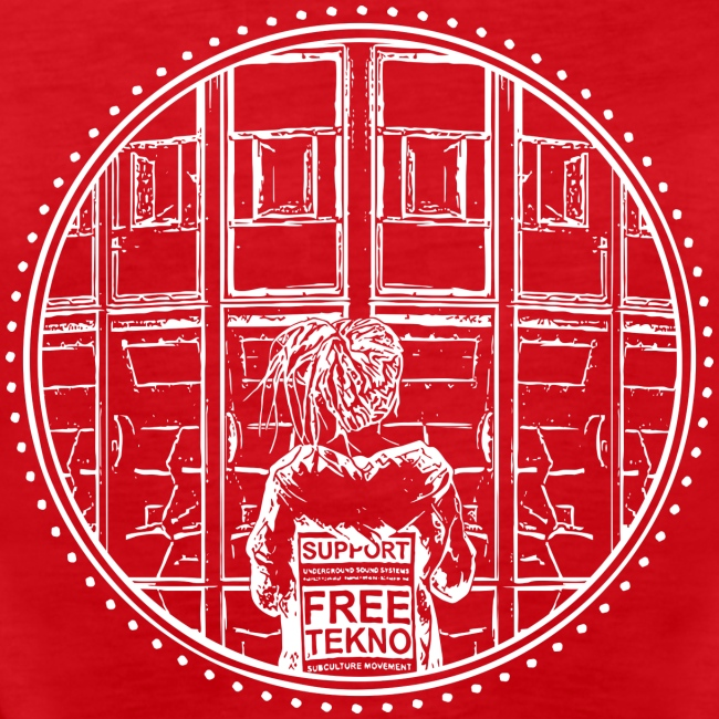 SUPPORT FREETEKNO - MAR