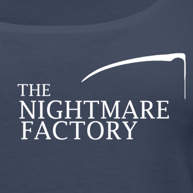 nightmare factory bianco png