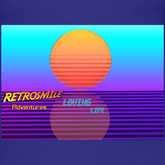 Retrosmile: Loving life