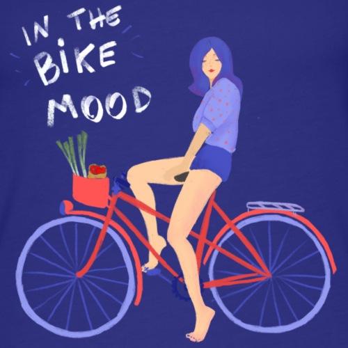 In the Bike mood - Débardeur Premium Femme