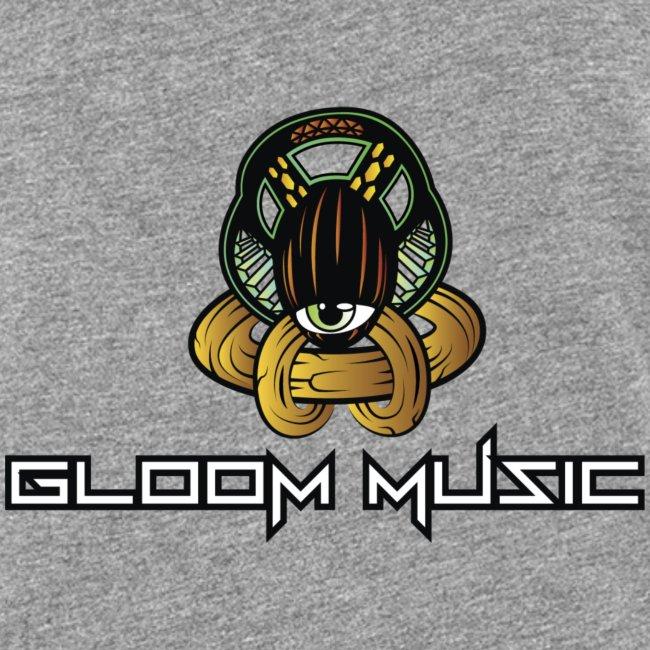 GLOOM MUSIC LOGO COLOR