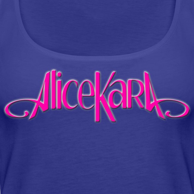 Logo Alice Kara rose nul