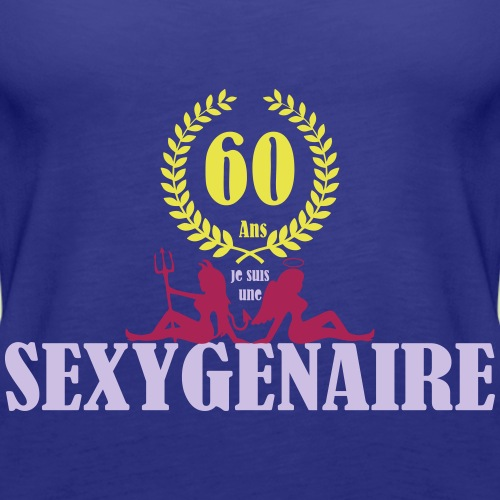 SEXYGENAIRE fille