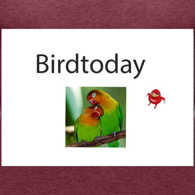 Birdtoday en Knuckels