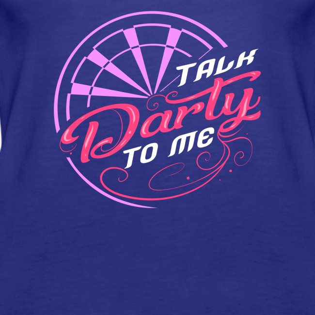 """Talk Darty To Me"" Tee Design gift idea"