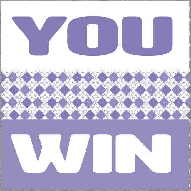 you win 29